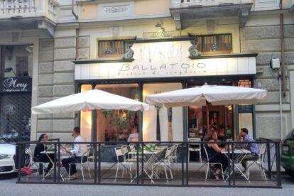Ballatoio Bistrot Turin