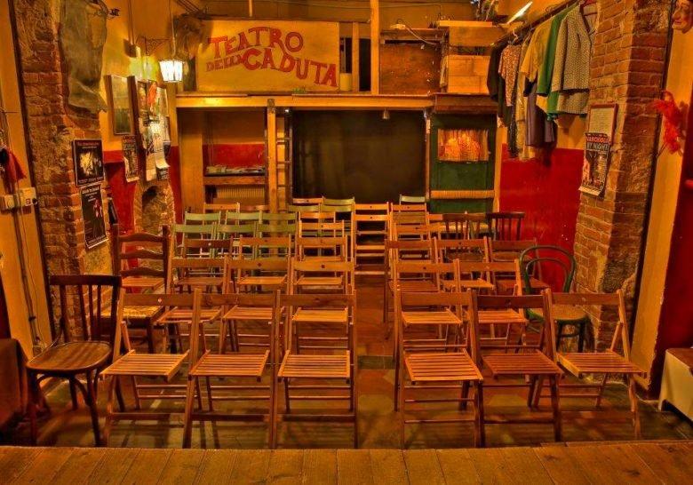 Caffè & Teatro della Caduta Turin