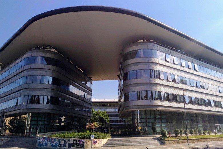 Campus Luigi Einaudi Turin