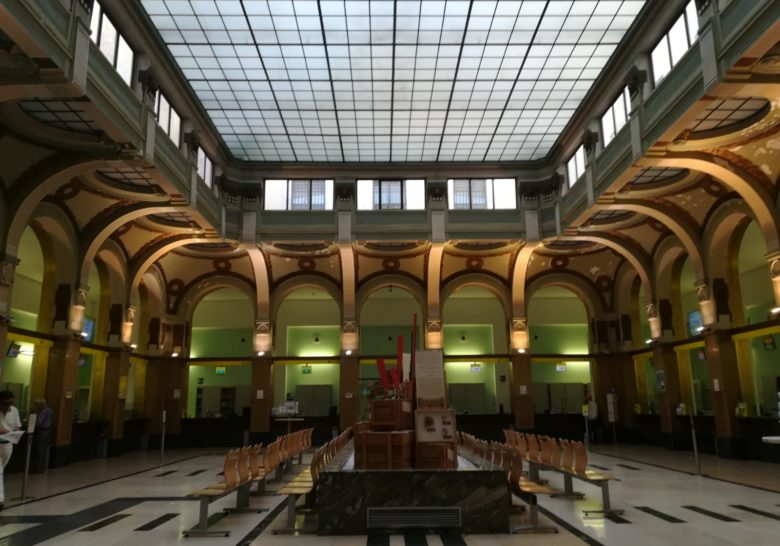 Central Post Office Turin