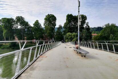 Chiaves-Carrara Bridge Turin