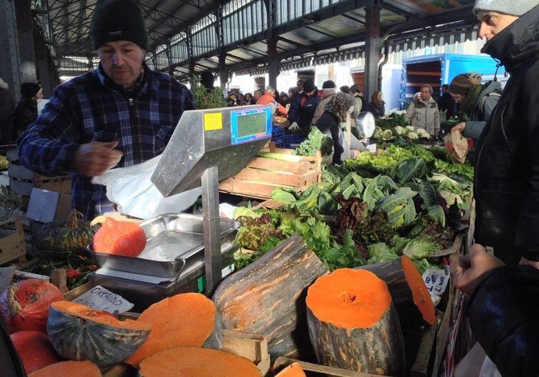 Farmers Market Turin