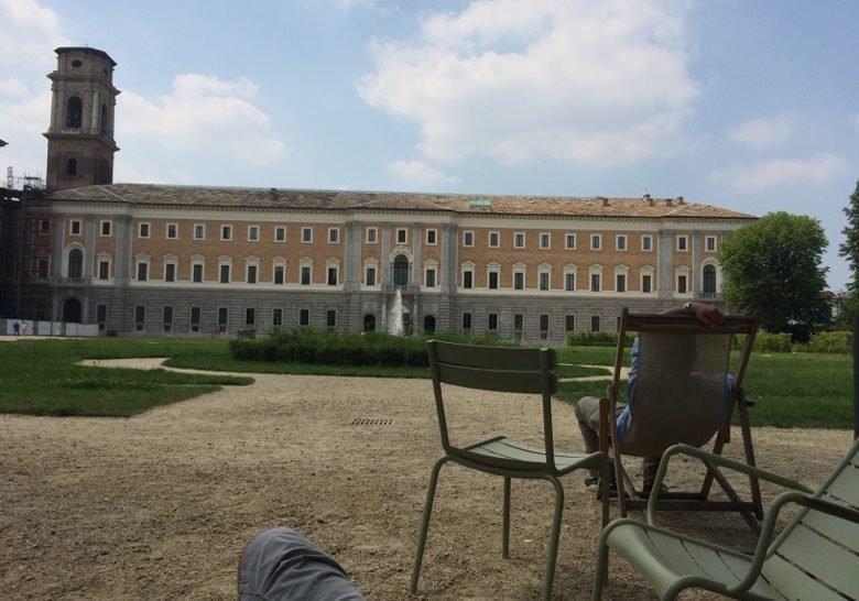Giardini Reali – Chilling in the King's backyard