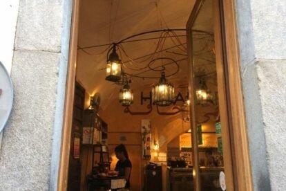 Hafa Cafè Turin