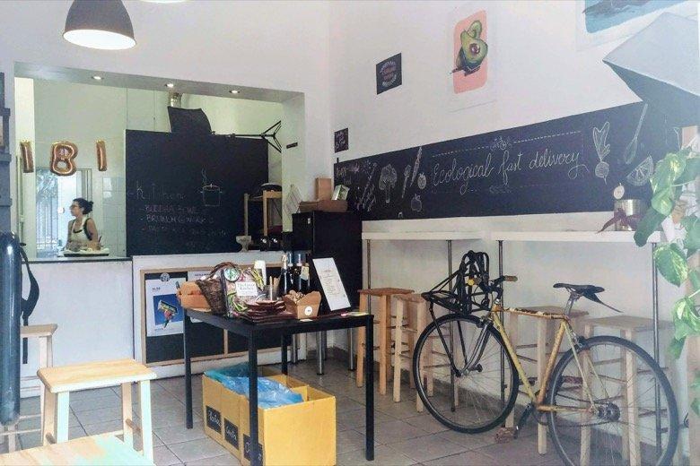 Il Baracchino Itinerante – Unconventional lunchbox