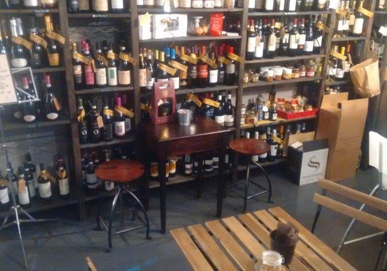 Il Carlino Ubriaco – Tiny and cozy wine bar
