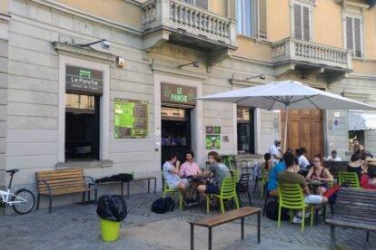 Le Panche Cocktail Bar Turin