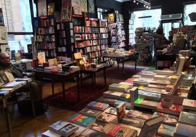 Libreria Luxembourg Turin