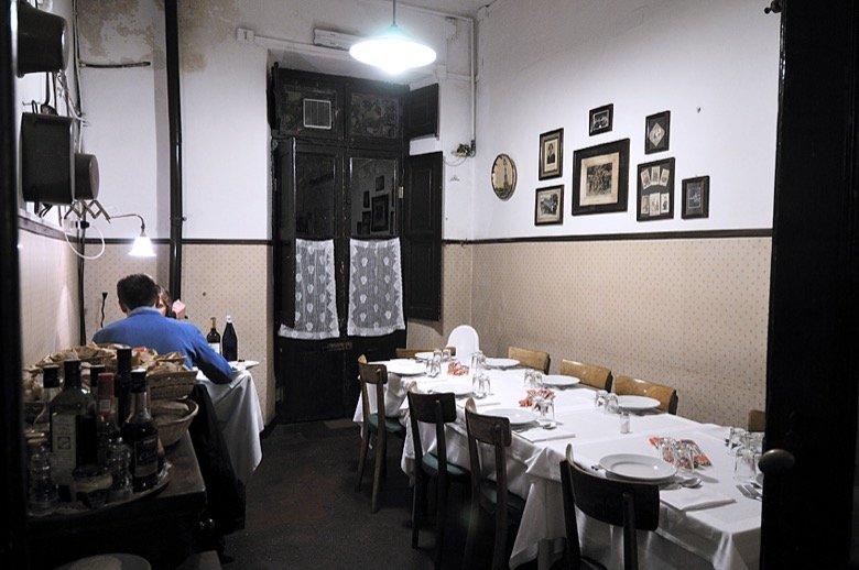 Osteria Antiche Sere Turin