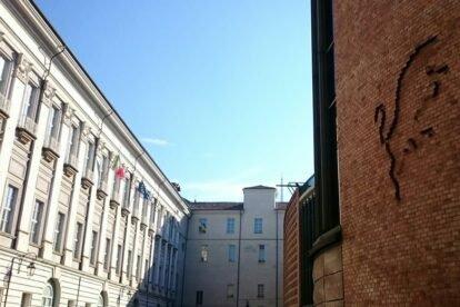 Piazza Carlo Mollino Turin