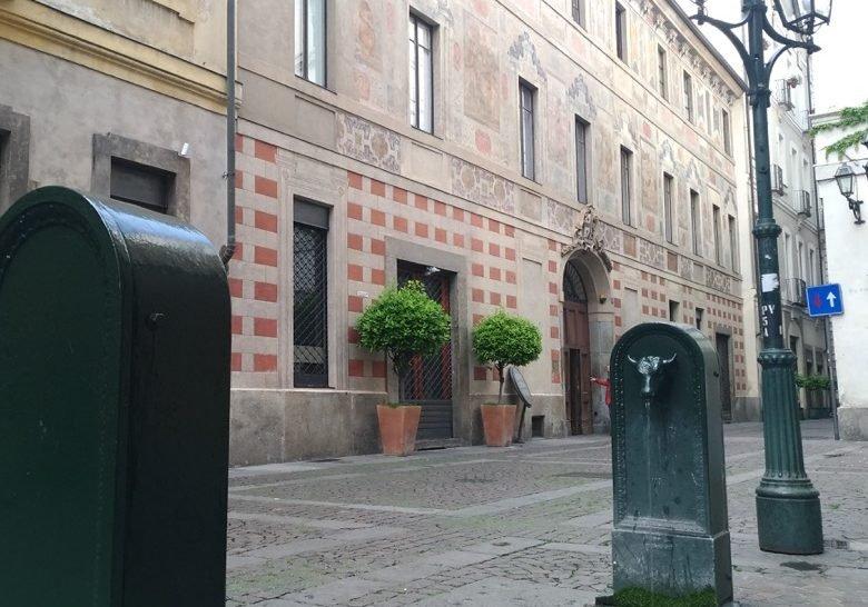 Piazza Stampatori Turin