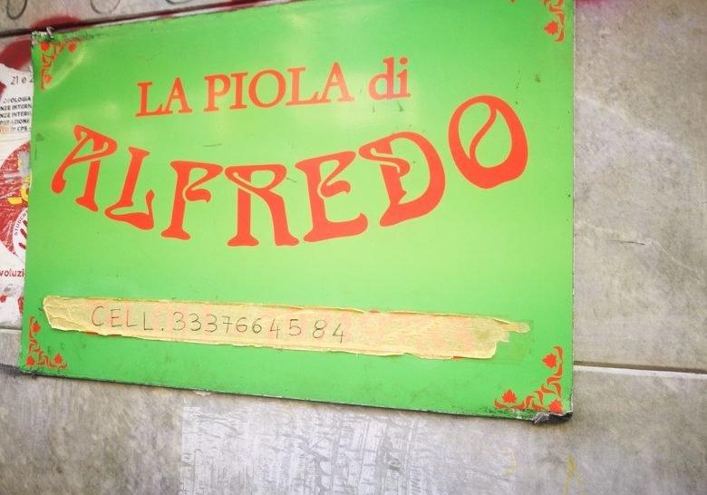 """Piola """"di Alfredo"""" – Bistro in the city center"""