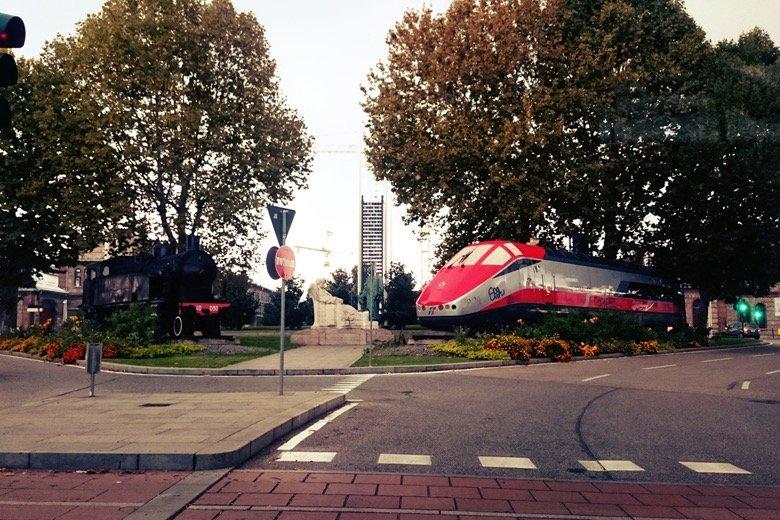 Rotonda O.G.R. Turin