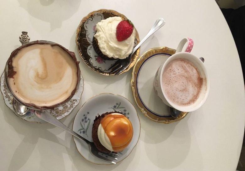 Sweet Lab – American style dreamy tea house