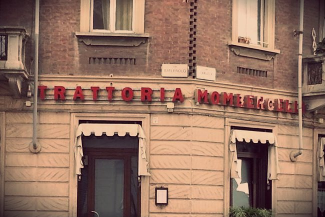 Trattoria Mombercelli Turin