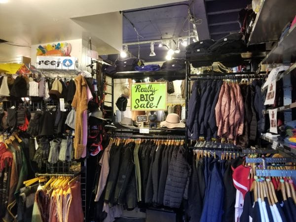 Quick Nickel Clothing Vancouver