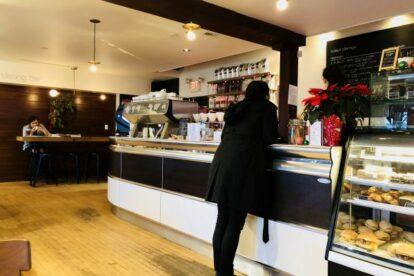 Milano Coffee Roasters Vancouver