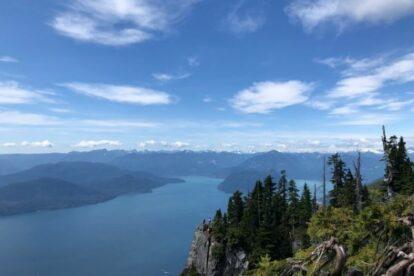 Saint Mark's Summit Vancouver