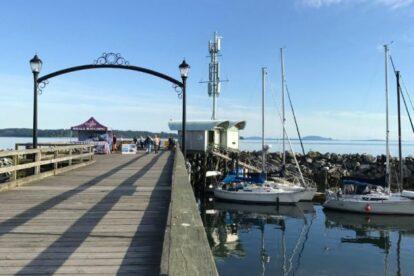 White Rock Pier Vancouver