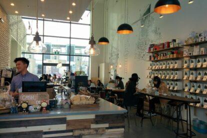 Fondway Café Vancouver