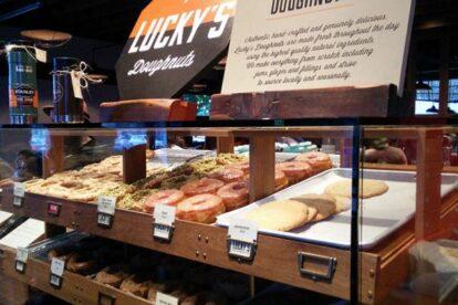 Lucky's Doughnuts Vancouver
