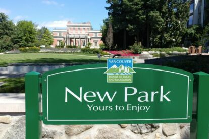 New Park Vancouver