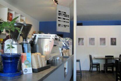 Kafka's Coffee & Tea Vancouver