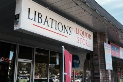 Libations Liquor Store Vancouver