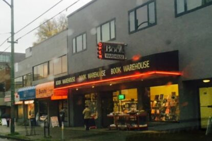 The Book Warehouse Vancouver