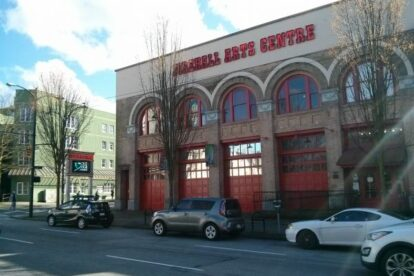 The Firehall Theatre Vancouver