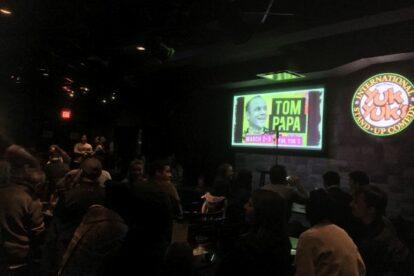 Yuk Yuk's Comedy Club Vancouver