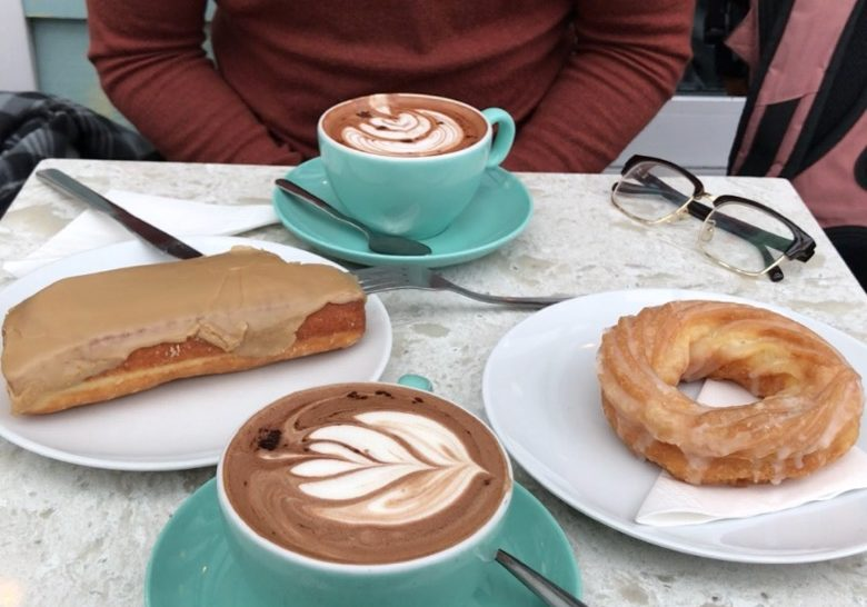 49th Parallel Cafe – Coffee and donut heaven