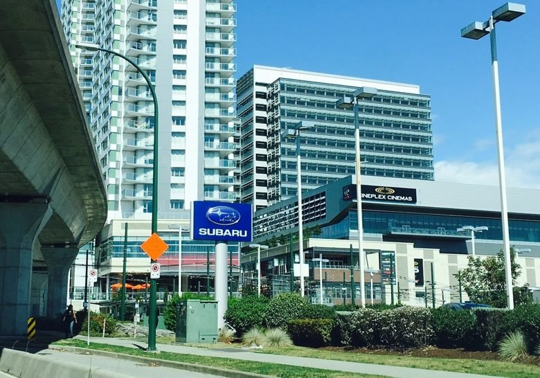 Cineplex Cinemas Marine Gateway Vancouver