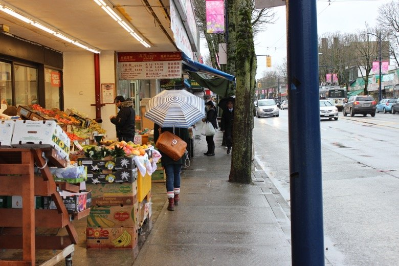 Fraser Street Vancouver