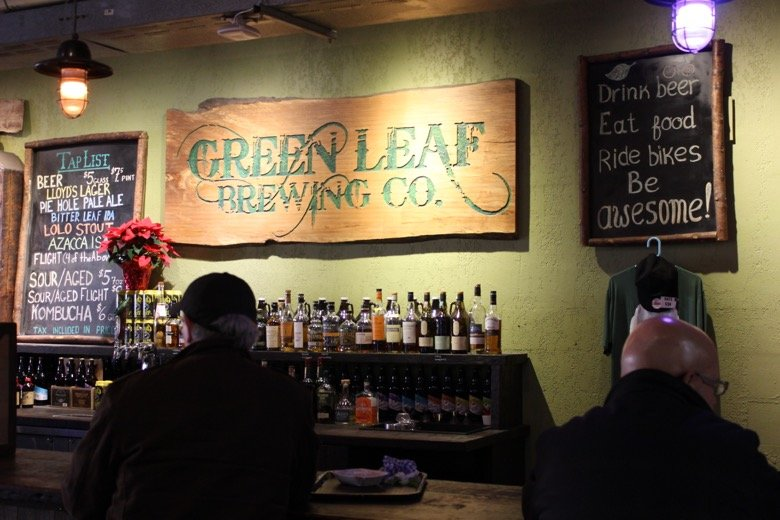 Green Leaf Brewing Co. Vancouver