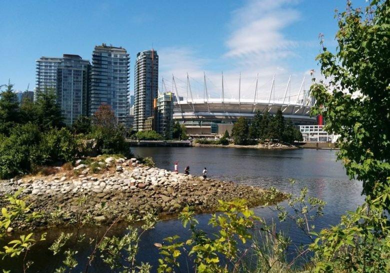 Hinge Park Vancouver