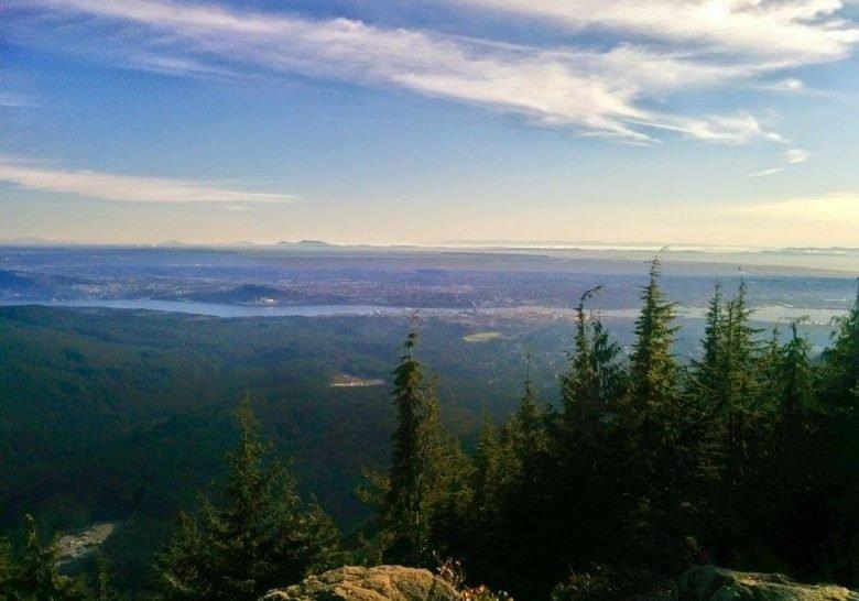 Lynn Peak Vancouver