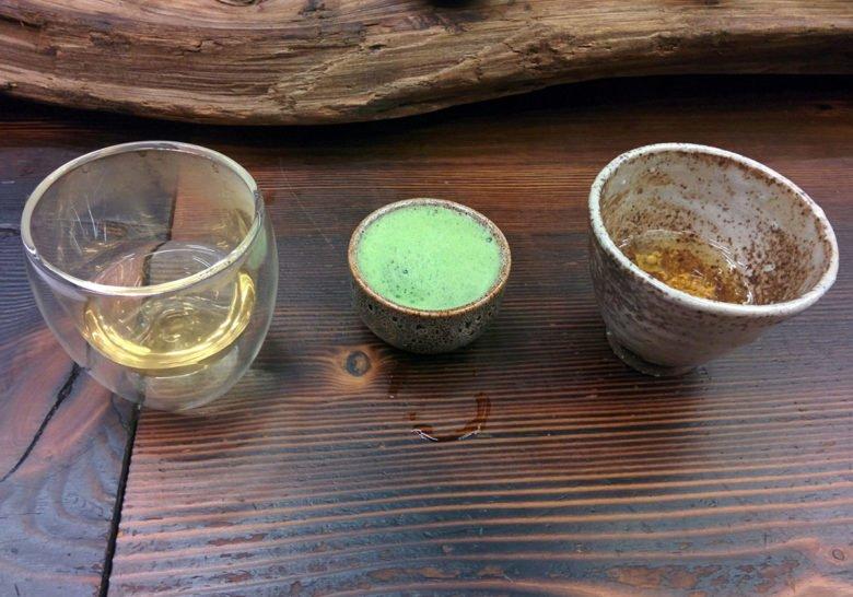 O 5 Tea Bar Vancouver