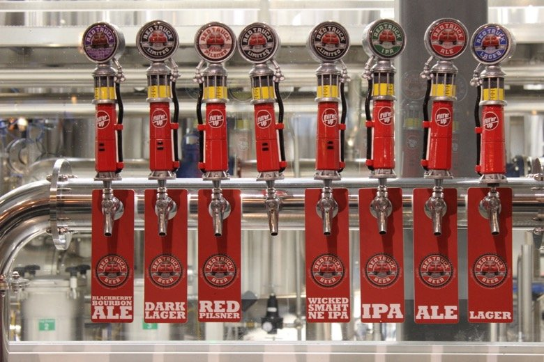 Red Truck Beer Company Vancouver