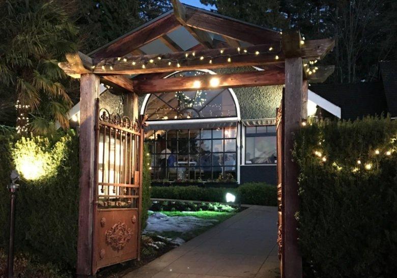 Stanley Park Teahouse Vancouver