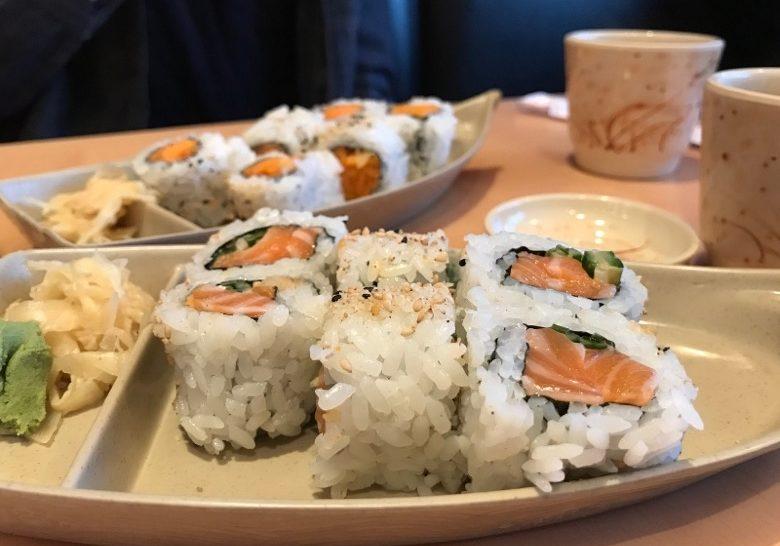 Sun Sushi – Cheap but delicious sushi
