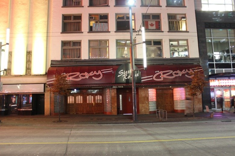 The Roxy Cabaret Vancouver