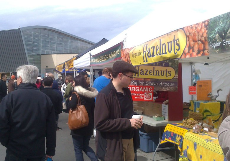 Winter Farmers Market Vancouver