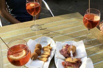 The Very Best Local Restaurants in Venice