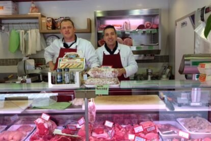 Butchers Bergamo Venice