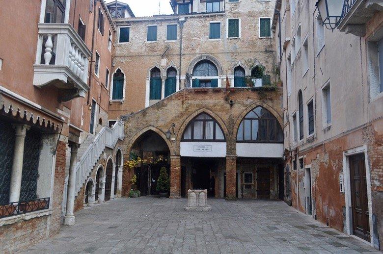 Campiello Remer Venice