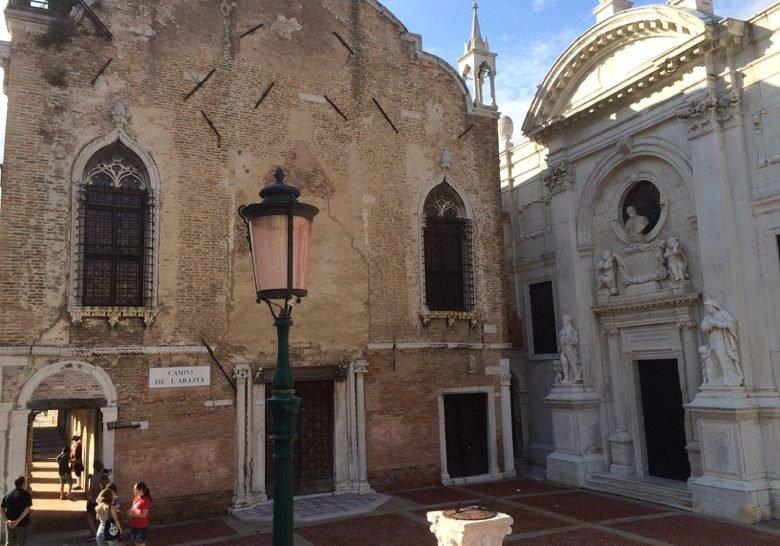 Campo de L'Albazia Venice