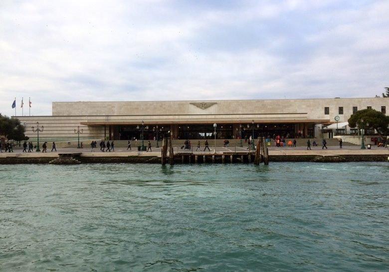 Fascist Ferrovia Venice