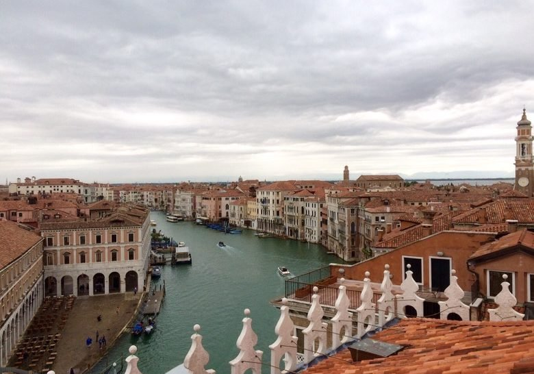 Fondaco dei Tedeschi Venice