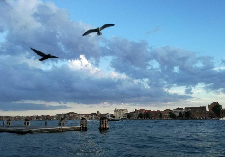 Fondamenta delle Zattere Venice